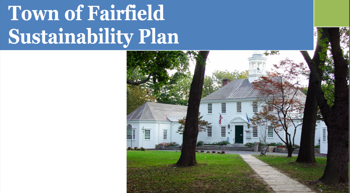 Faifield Sustainability Plan